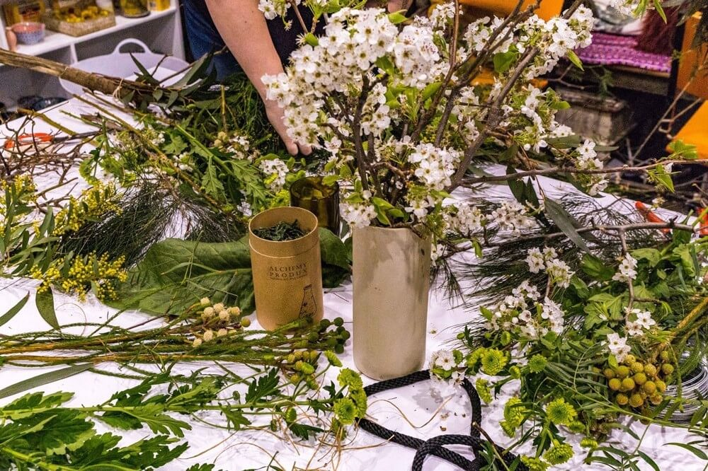Crafternoon for Adults > Festive Floristry