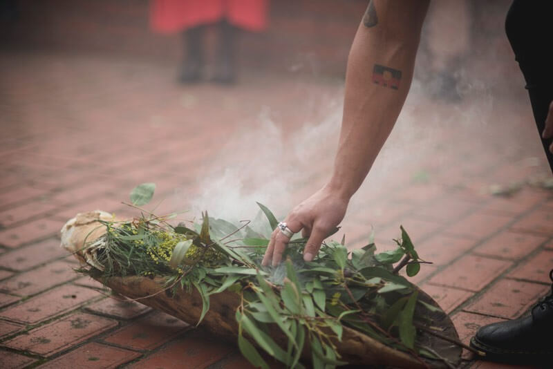 Smoking Ceremony & Welcome to Country