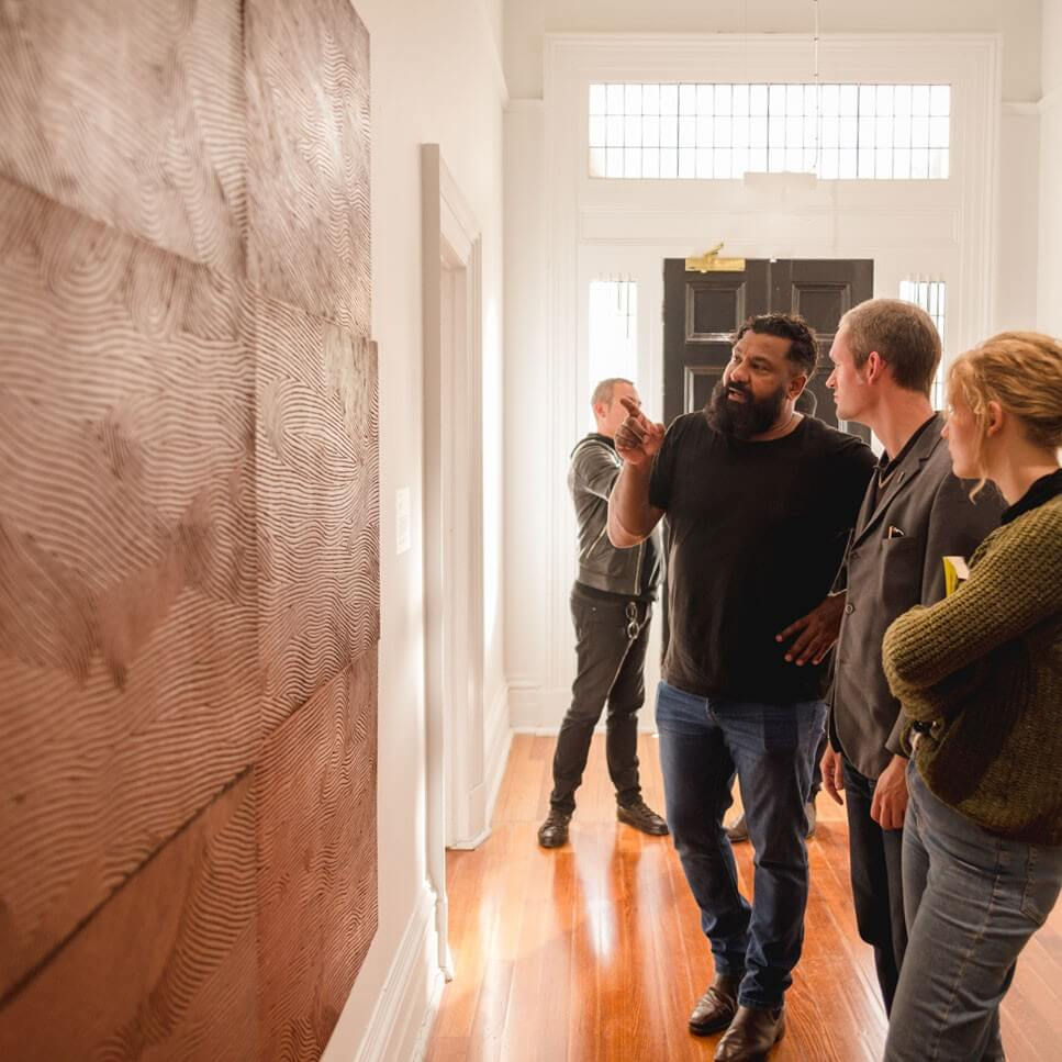 Exhibition Tours > First Thursdays of the Month